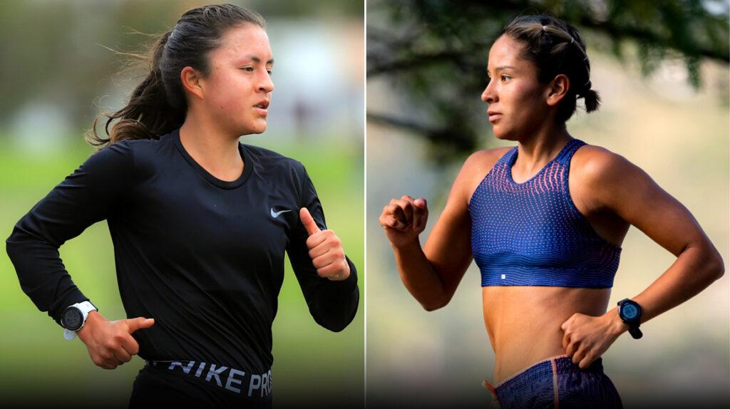 Karla Jaramillo y Glenda Morejón ya están en Sapporo para su debut