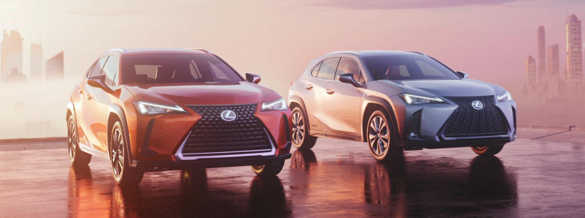 El UX 2022, lo nuevo de Lexus