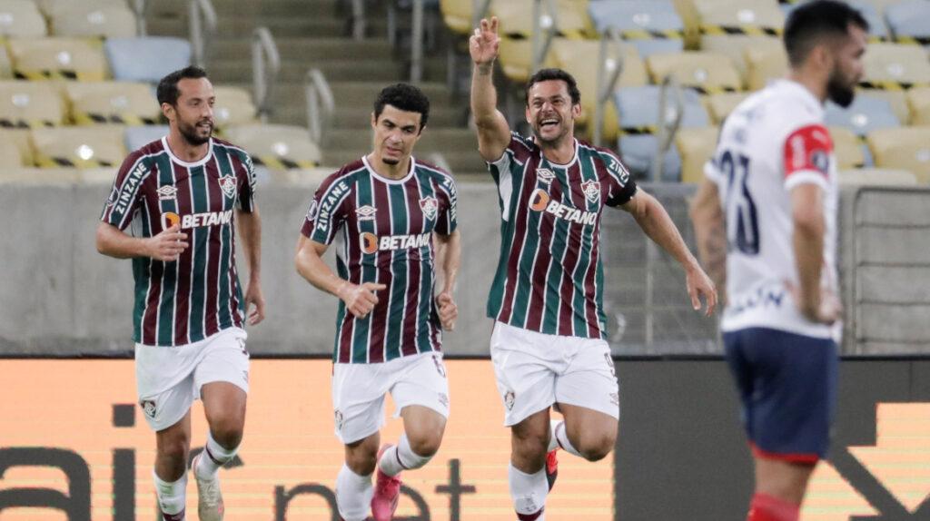 Fluminense elimina a Cerro y jugará ante Barcelona en cuartos de final