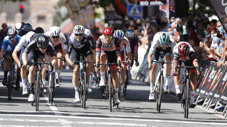 Juan Sebastián Molano gana la segunda etapa de la Vuelta a Burgos