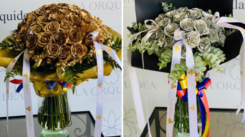 Neisi Dajomes y Tamara Salazar recibirán rosas doradas y plateadas