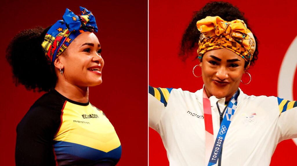 Los turbantes de Neisi y Tamara celebran el orgullo afroecuatoriano