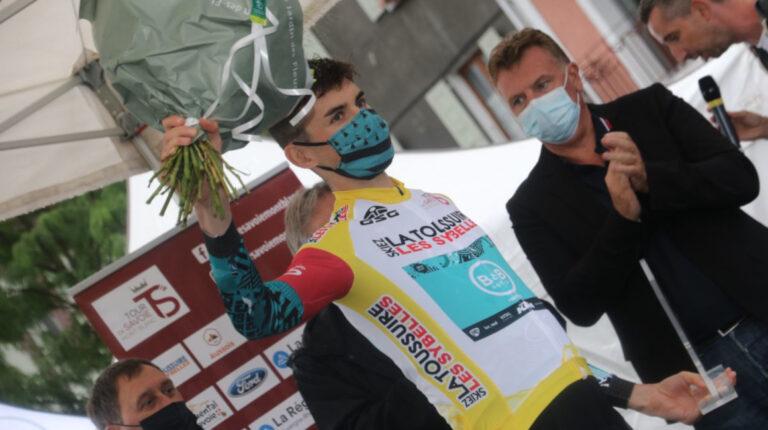 Cepeda y López, los mejores ecuatorianos en el prólogo del Tour de Savoie