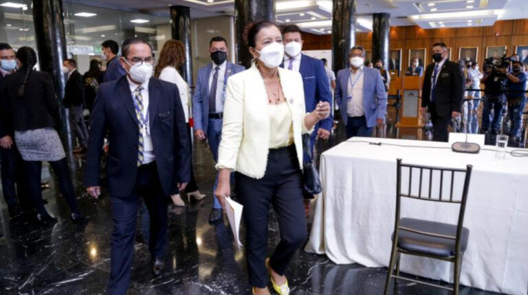 La gestión de Guadalupe Llori: sus cinco polémicas en apenas dos meses
