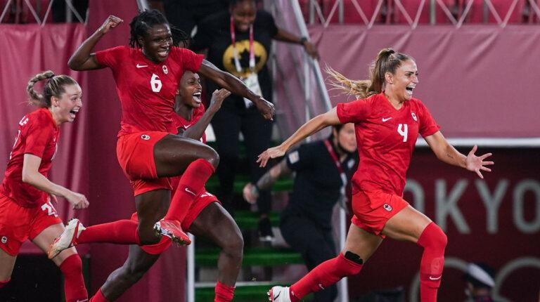 La final de fútbol femenino se reprograma por el intenso calor en Tokio