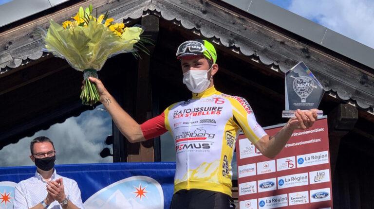 Umba gana la Etapa 1 del Tour de Savoie y Cepeda entra en quinto lugar