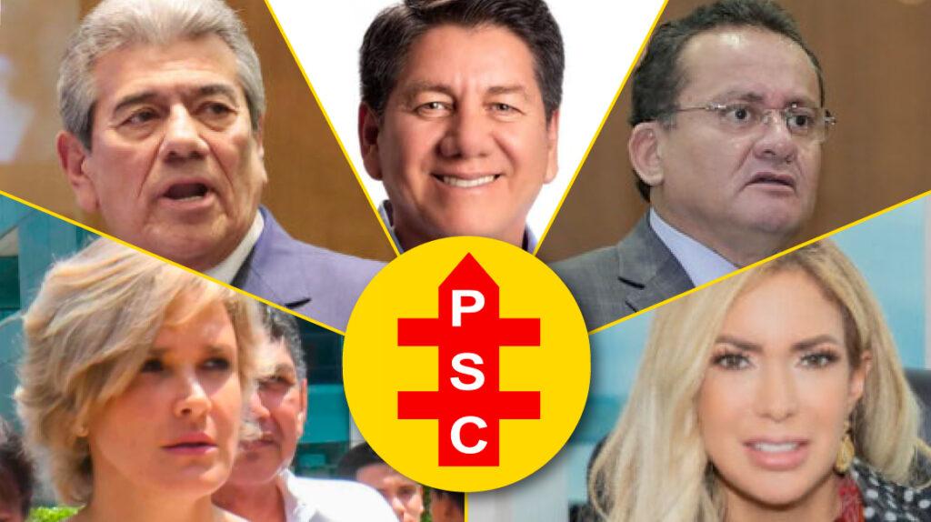 Las cinco opciones del PSC para reemplazar a Pascual  Del Cioppo