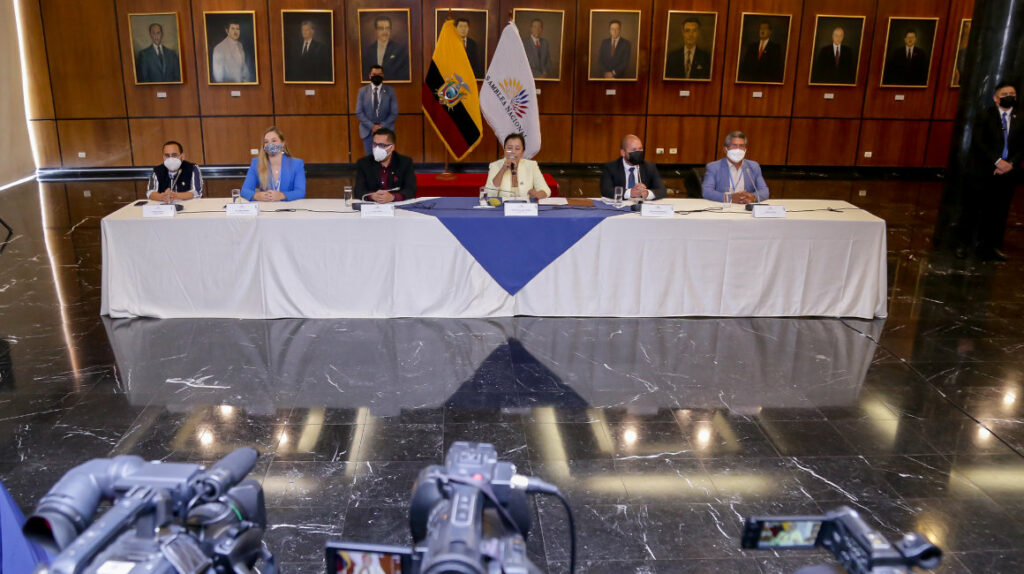 Asambleístas apuntan al Comité de Ética aunque denuncias no se concretan