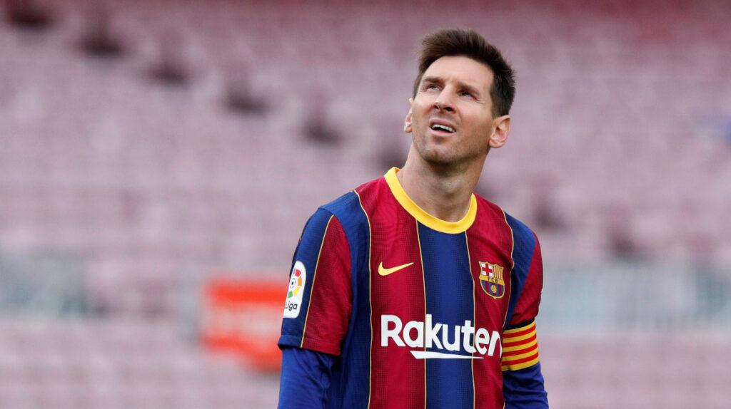 La carrera y los récords de Lionel Messi en el Barcelona