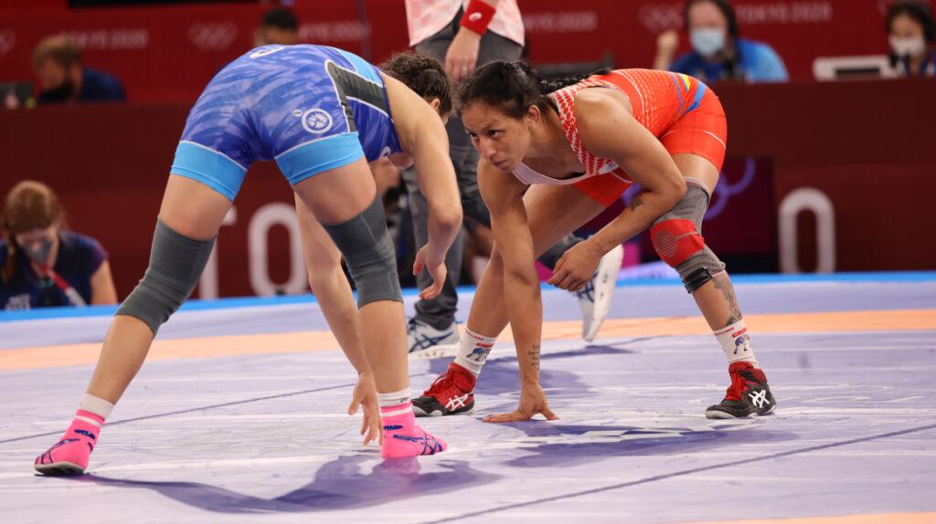 Luisa Valverde consigue el tercer diploma olímpico para Ecuador en Tokio