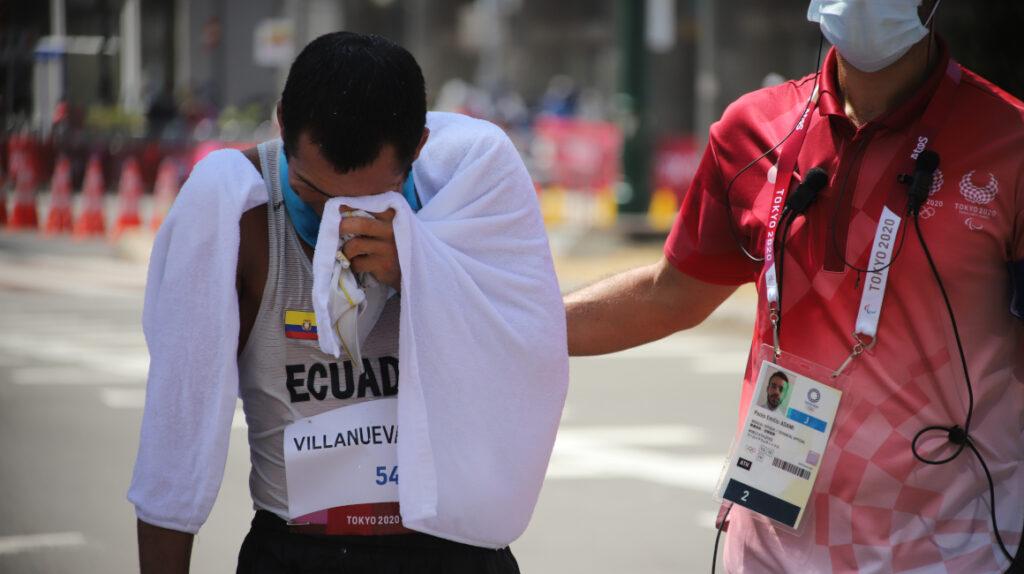 Claudio Villanueva, la historia de perseverancia que conmovió al Ecuador