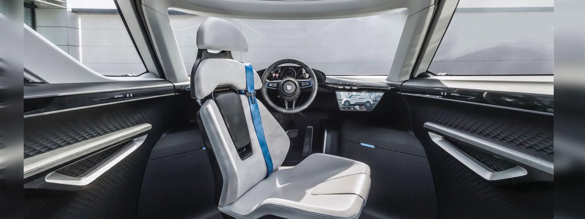 Porsche: la cabina del futuro está en construcción