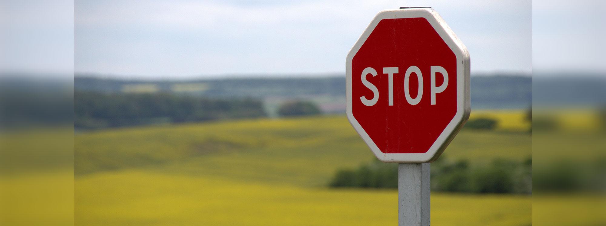 ¿Sabía que existen distintos tipos de señales de tránsito?