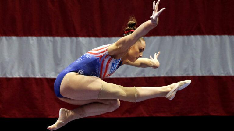 Maggie Nichols es la Atleta A, que destapa el escándalo de abuso sexual en el equipo de gimnasia de los Estados Unidos.