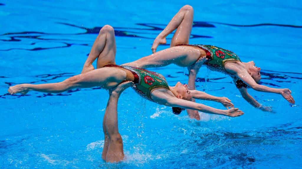 El equipo ruso es campeón de natación artística por sexta vez consecutiva