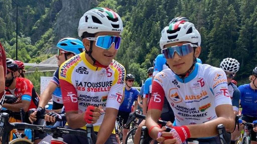 Alexander Cepeda sigue líder del Tour de Savoie después de la Etapa 3