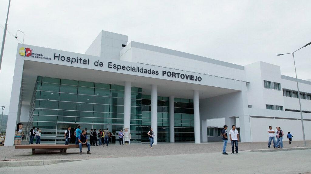 Contraloría: Hospital de Portoviejo pagó USD 127.142 sin sustento a proveedores