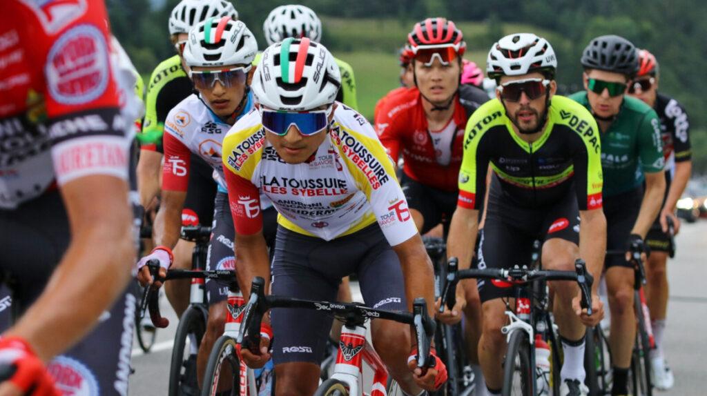 Alexander Cepeda gana el Tour de Savoie, su primer título en Europa