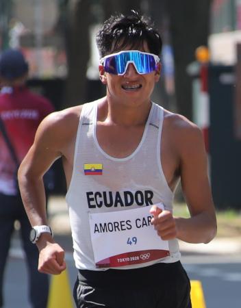 Jhonatan Amores (22 años)