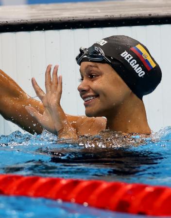Anicka Delgado (19 años)