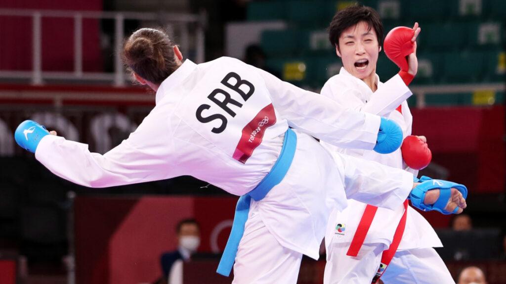 El karate pide seguir como deporte olímpico, tras el éxito de Tokio