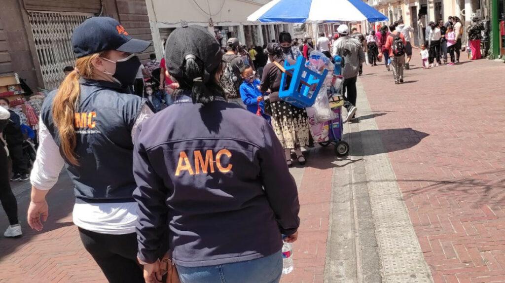 895 aglomeraciones registradas en Quito durante el feriado