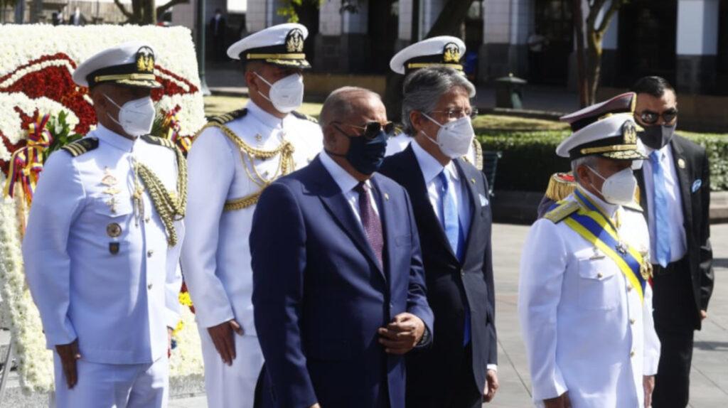 Presidente Lasso: 'Quito no merece lo que sucede en el municipio'