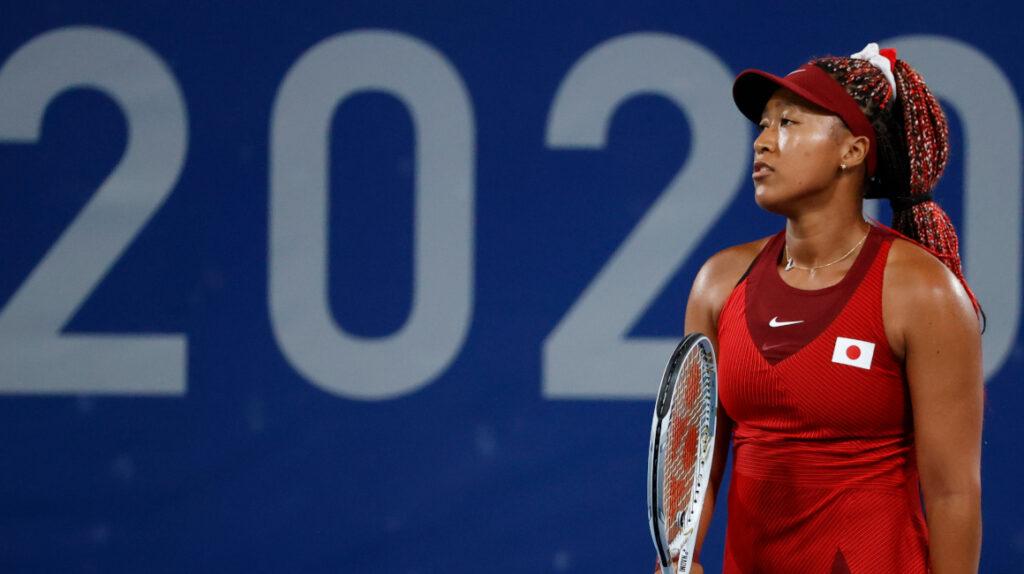 Naomi Osaka: la serie que refleja la presión que carga una tenista de élite