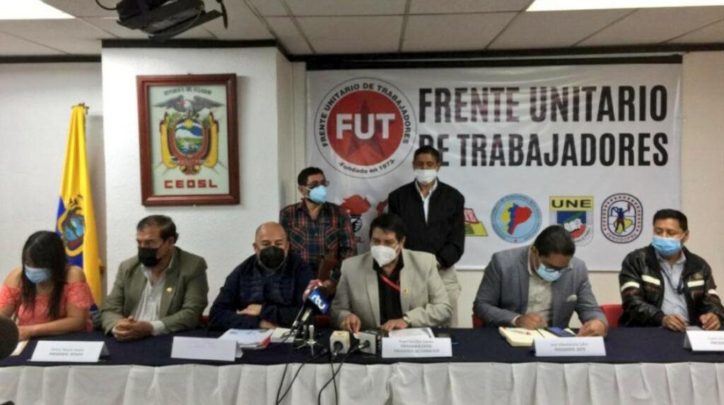 Gobierno enfrenta su primera protesta nacional y sindicatos miden fuerzas