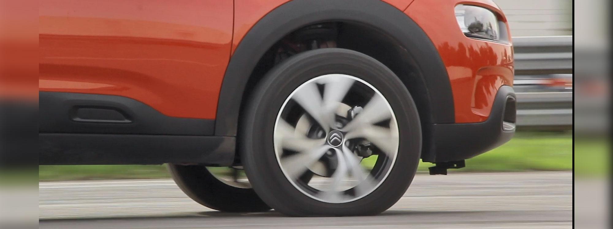 Ojo con el Sub-inflado de neumáticos