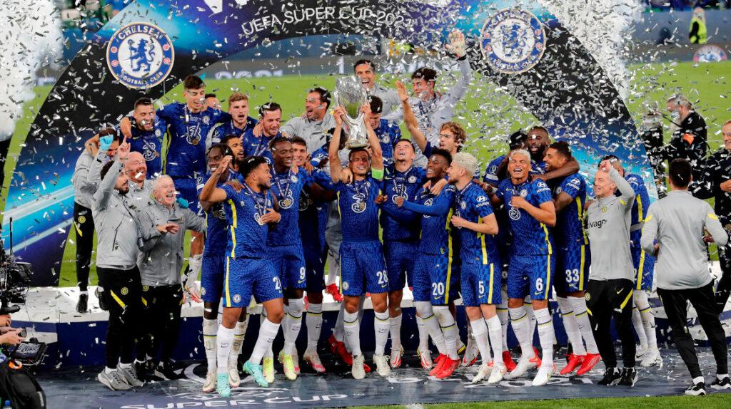 Chelsea logra su segunda Supercopa tras vencer al Villarreal en penales