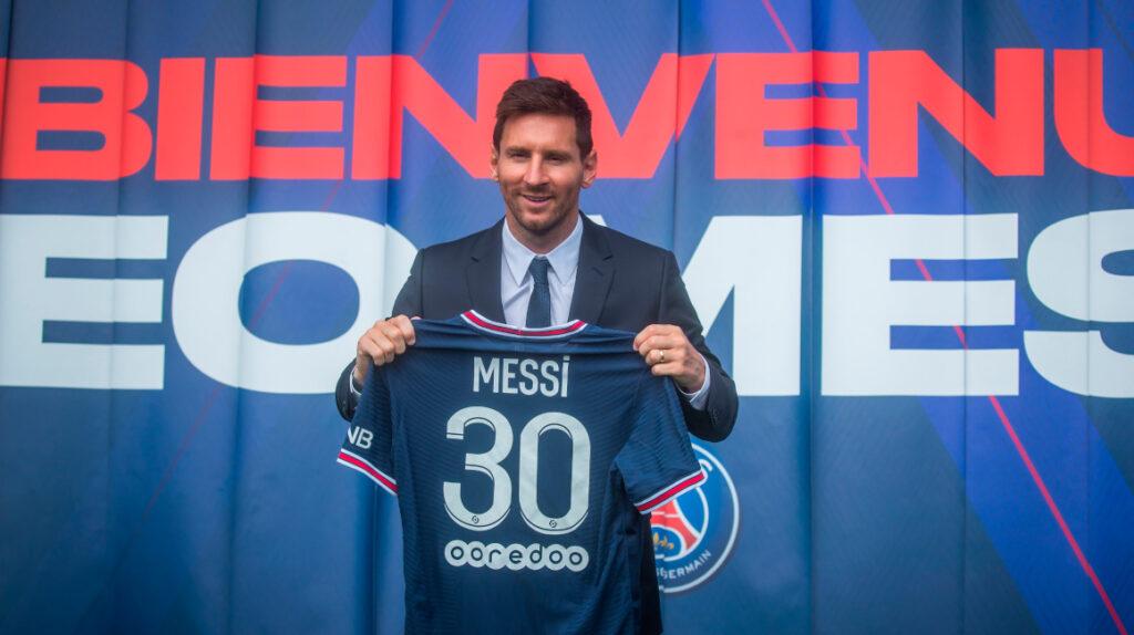 El contrato de Lionel Messi con el PSG incluye Fan Tokens