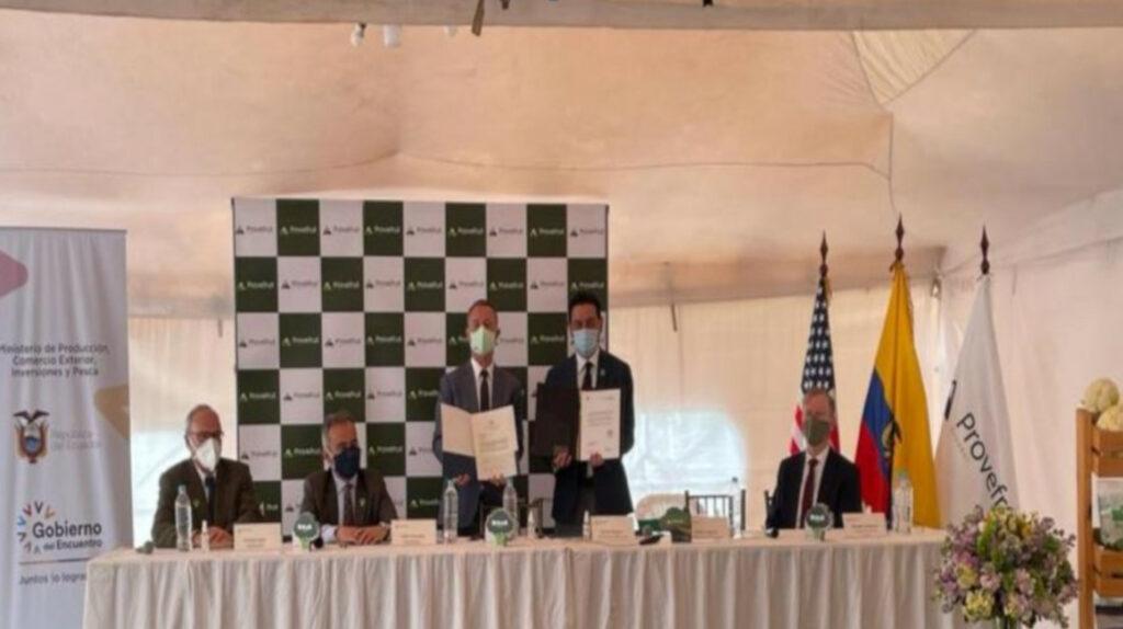 El Acuerdo de Fase 1 entre Ecuador y Estados Unidos ya está en vigencia