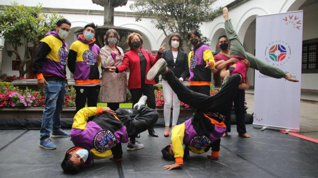 Gobierno destina USD 1,2 millones para el proyecto 'Teatro del Barrio'