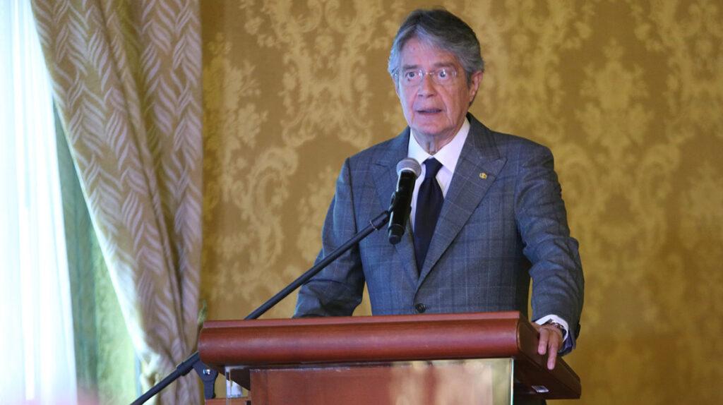 Lasso retira proyecto de Ley de Pandemia presentado por Moreno