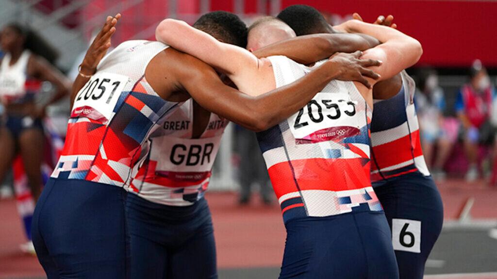 El medallista Chijindu Ujah, suspendido por un doping positivo