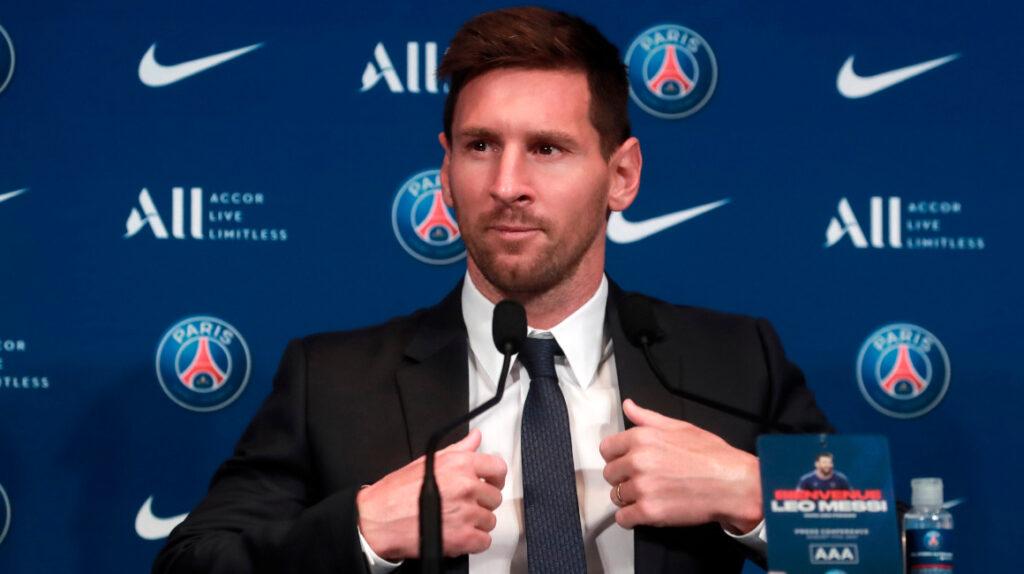 Messi queda fuera de los candidatos a mejor delantero de la Champions