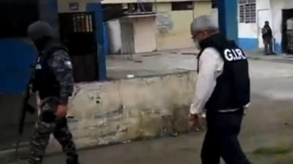 Fausto Cobo cuestiona la seguridad en la cárcel de Quevedo
