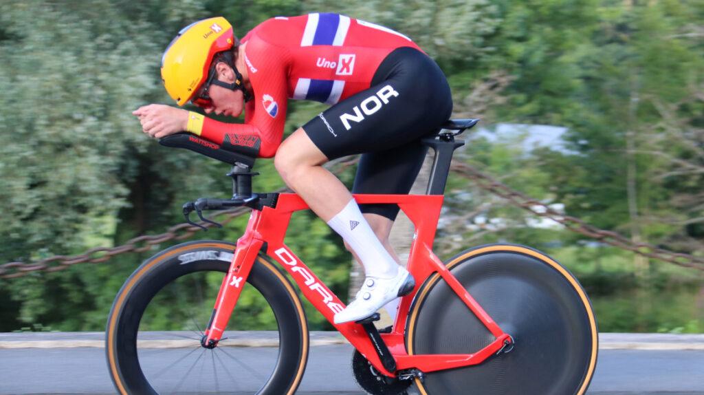 Soren Wærenskjold ganó el prólogo del Tour de l'Avenir