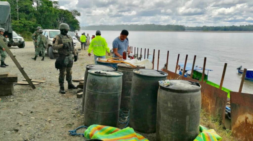 Contrabando: Ecuador y Venezuela pierden 8,7 millones de barriles de combustibles
