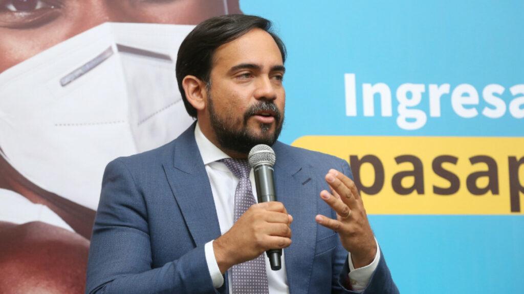 Eduardo Bonilla: 'No es justo que en menos de 100 días se convoquen paros nacionales'
