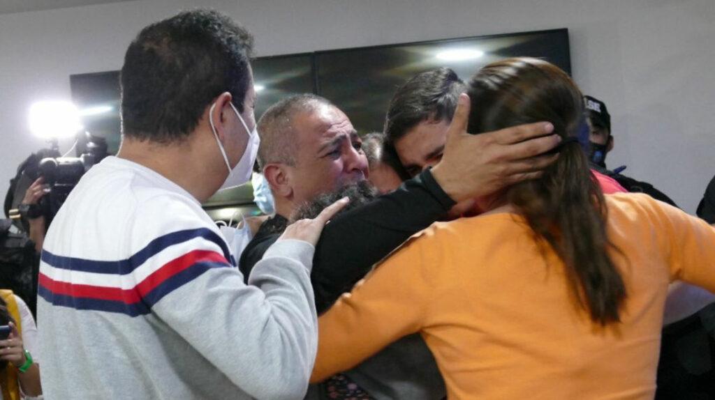 Empresario ecuatoriano estuvo secuestrado 60 días en frontera con Colombia