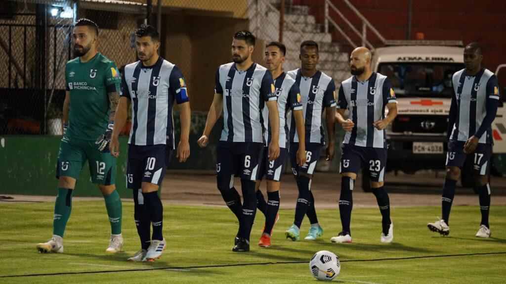 U. Católica empata 1-1 en Ambato y mantiene el invicto en la LigaPro