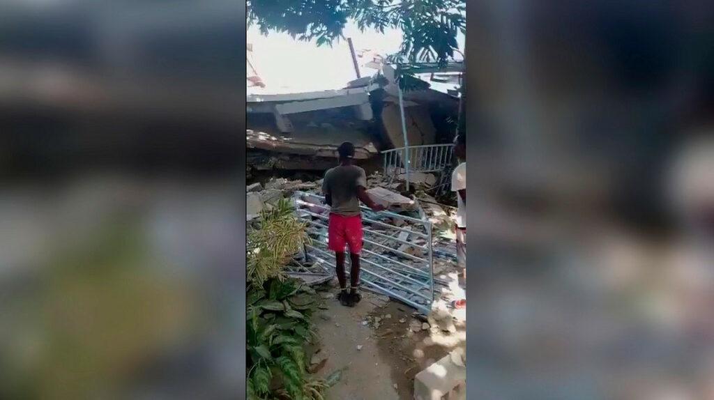 Estados Unidos dispone una respuesta inmediata para asistir a Haití