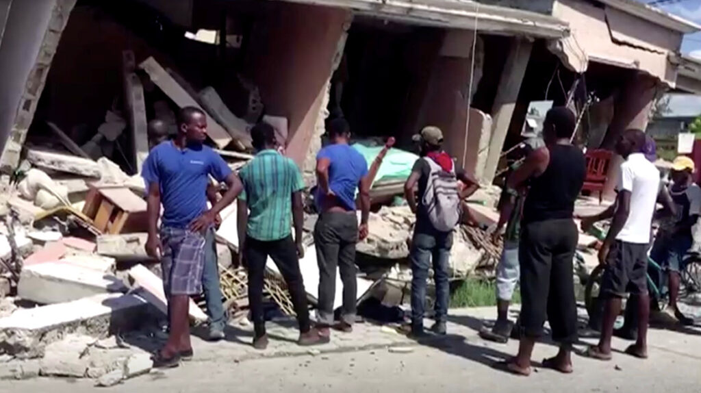 Lasso ofrece ayuda humanitaria para Haití tras terremoto de 7,2 grados