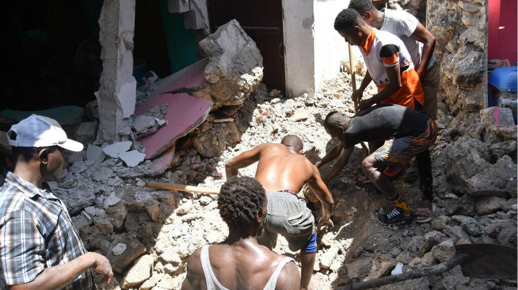 Haití: Cruz Roja activa corredor humanitario para damnificados por sismo