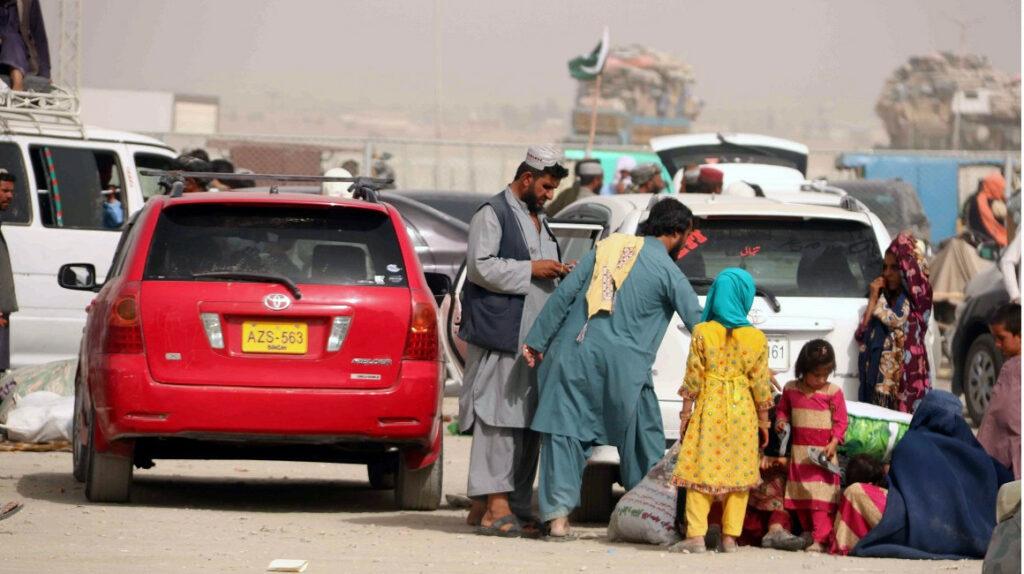 Ecuador acuerda con Estados Unidos recepción temporal de afganos