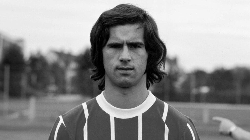 Murió Gerd Müller, goleador legendario de Alemania y del Bayern Múnich
