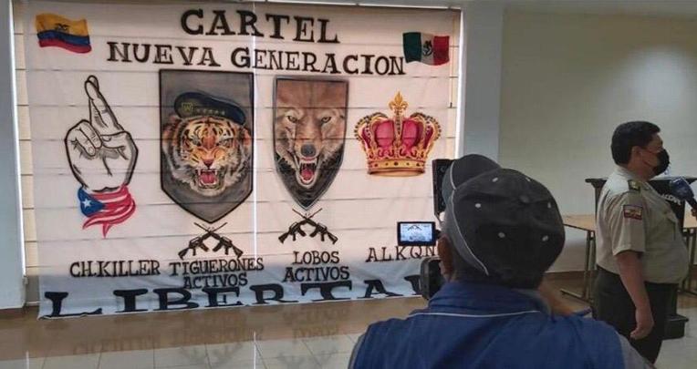 Varias bandas, relacionadas con Jalisco Nueva Generación, se disputan la hegemonía de las cárceles con Los Choneros.