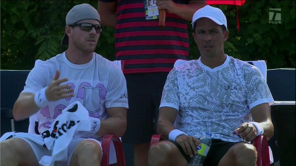Escobar y Behar pasan a la segunda ronda del Masters de Cincinnati